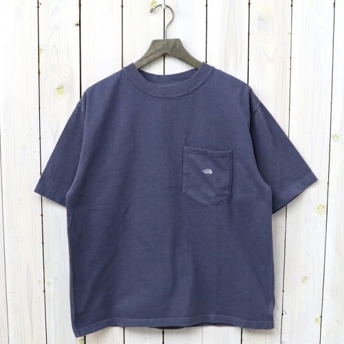 『8oz H/S Big Tee』(Ash Navy)