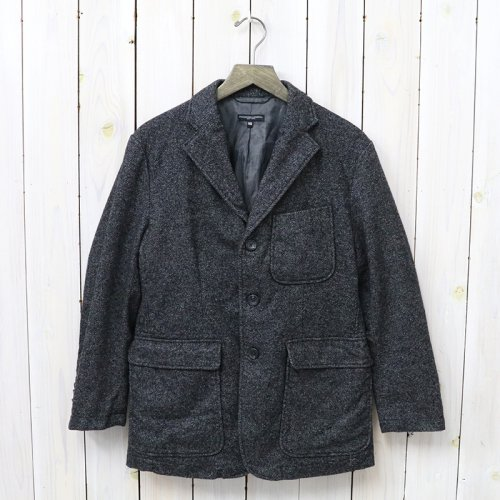 『Baker Jacket-Wool Homespun』(Charcoal)