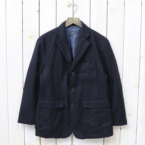 『Baker Jacket-Worsted Heavy Wool』(Dk.Navy)