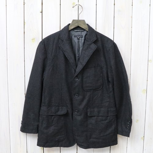 『Baker Jacket-Worsted Heavy Wool』(Dk.Grey)