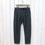 THE NORTH FACE PURPLE LABEL『Polyester Serge Field Pants』(Charcoal)