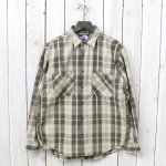 THE NORTH FACE PURPLE LABEL『Light Weight California Shirt』(Beige)