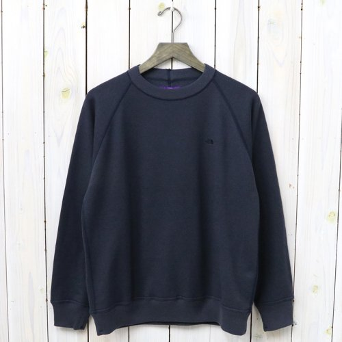 『Mountain Crew Neck Sweat』(Navy)