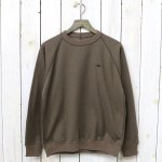 【SALE特価40%off】THE NORTH FACE PURPLE LABEL『Mountain Crew Neck Sweat』(Brown)