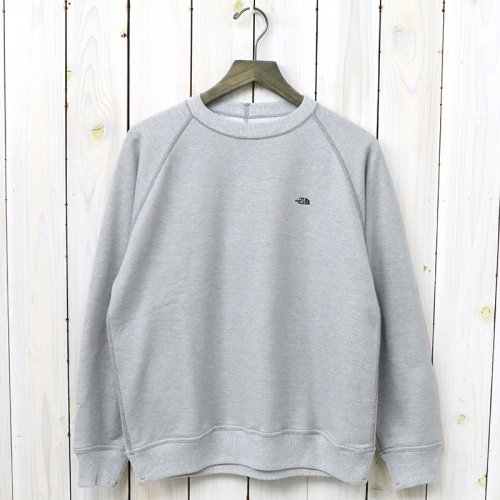 『Mountain Crew Neck Sweat』(Mix Gray)