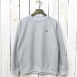 THE NORTH FACE PURPLE LABEL『Mountain Crew Neck Sweat』(Mix Gray)