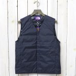 THE NORTH FACE PURPLE LABEL『Down Vest』(Navy)