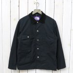 THE NORTH FACE PURPLE LABEL『Double Face Twill Field Jacket』(Black)