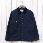 THE NORTH FACE PURPLE LABEL『Double Face Twill Field Jacket』(Uniform Navy)