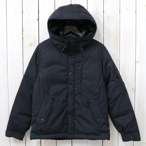 『65/35 Mountain Short Down Jacket』(Black)