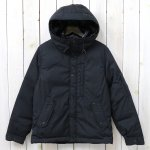 THE NORTH FACE PURPLE LABEL『65/35 Mountain Short Down Jacket』(Black)