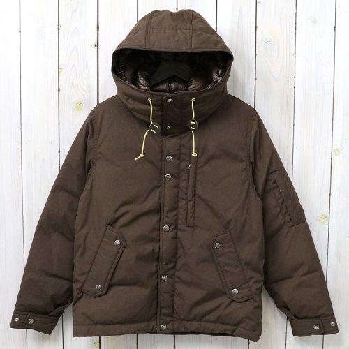 『65/35 Mountain Short Down Jacket』(Brown)