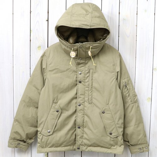 『65/35 Mountain Short Down Jacket』(Vintage Beige)