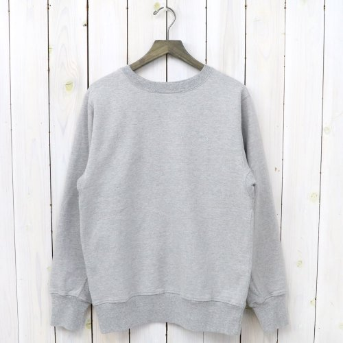 『10oz Mountain Crew Neck Sweat』(Mix Gray)