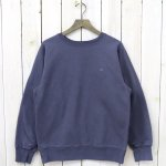 THE NORTH FACE PURPLE LABEL『10oz Mountain Crew Neck Sweat』(Ash Navy)