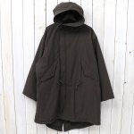 Kaptain Sunshine『Padding 48 Field Parka』(Brown)