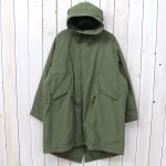Kaptain Sunshine『Padding 48 Field Parka』(Olive)