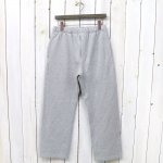 THE NORTH FACE PURPLE LABEL『10oz Mountain Sweat Pants』(Mix Gray)