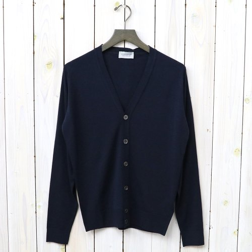『NAPLES-LS VN CARDIGAN』(MIDNIGHT)