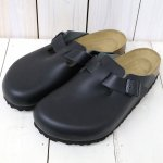 BIRKENSTOCK『BOSTON SFB』(Black)