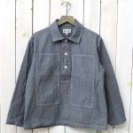 ENGINEERED GARMENTS WORKADAY『Army Shirt-Heavy Cotton Chambray』