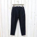 【会員様限定SALE】FWK by ENGINEERED GARMENTS『Willy Post Pant-Worsted Heavy Wool』(Dk.Navy)