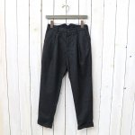 FWK by ENGINEERED GARMENTS『Willy Post Pant-Worsted Heavy Wool』(Dk.Grey)