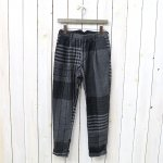 FWK by ENGINEERED GARMENTS『Willy Post Pant-Worsted Wool Plaid』(Grey/Black)