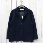 CURLY『NW BRIGHT JACKET』(NAVY)