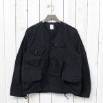 SOUTH2 WEST8『Tenkara Jacket-Wax Coating』(Black)