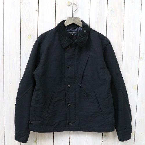 『NA2 Jacket-Cotton Double Cloth』(Black)