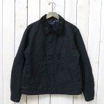 ENGINEERED GARMENTS『NA2 Jacket-Cotton Double Cloth』(Black)