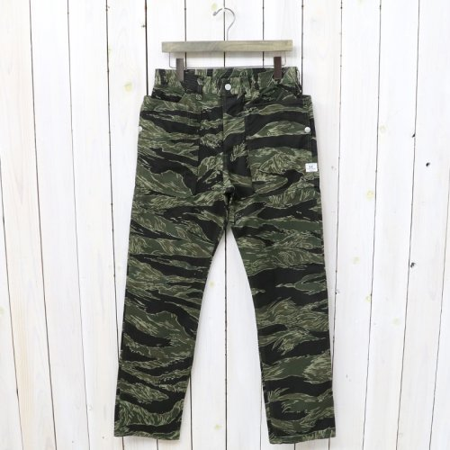 『FALL LEAF PANTS(TWILL)』(TIGER)