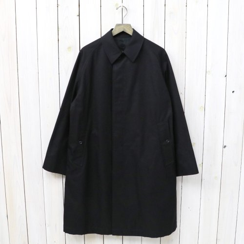 『SINGLE RAGLAN I S-PROOFED GABARDINE』(BLACK)