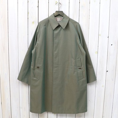 『SINGLE RAGLAN I S-PROOFED GABARDINE』(OLIVE)