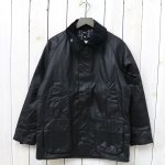 Barbour『BEDALE WAX JACKET』(BLACK)