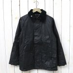 Barbour『BEDALE SL』(BLACK)
