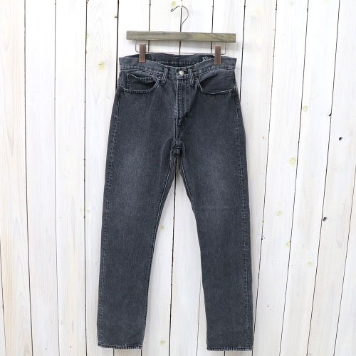『IVY FIT DENIM』(BLACK DENIM STONE)