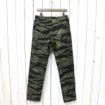 SASSAFRAS『SPRAYER PANTS(TWILL)』(TIGER)