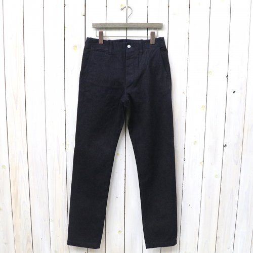 『SPRAYER PANTS(CHINO DENIM)』(INDIGO)