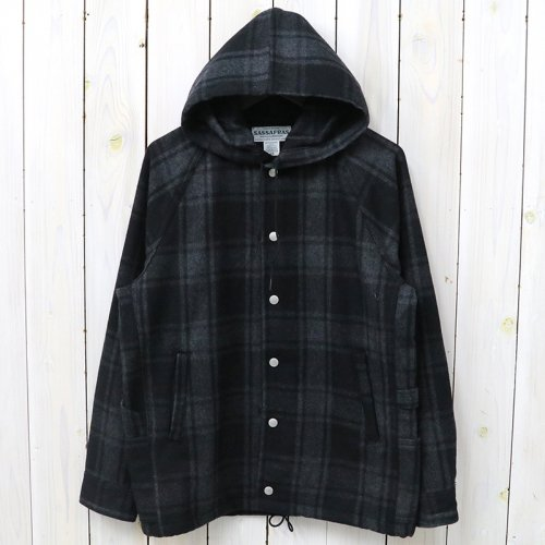 『GARDENER BUD BREAKER(WOOL FLANNEL)』(CHECK)