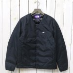 THE NORTH FACE PURPLE LABEL『Down Cardigan』(Black)