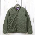 THE NORTH FACE PURPLE LABEL『Down Cardigan』(Khaki)
