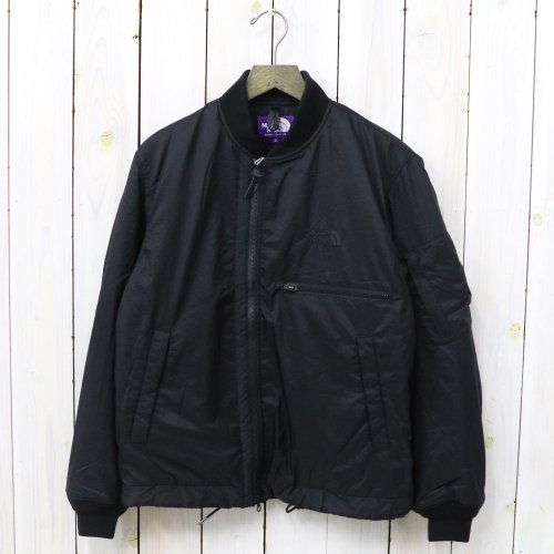 『Insulated Field Jacket』(Black)