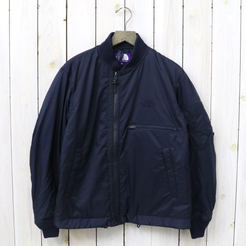 『Insulated Field Jacket』(Navy)