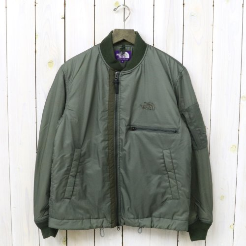 『Insulated Field Jacket』(Sage Green)