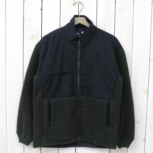 THE NORTH FACE PURPLE LABEL『POLARTEC Denali Jacket』(Charcoal)