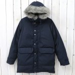 THE NORTH FACE PURPLE LABEL『65/35 Long Serow』(Dark Navy)