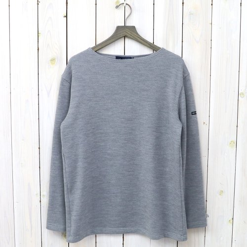 『DOUBLEFACE SWEATER』(GRIS CHINE)
