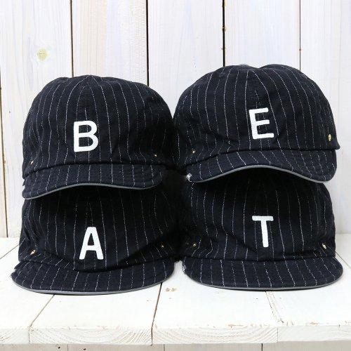 『BEAT INITIAL CAPS』(BLACK)